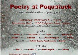 poetry @ poquatuck