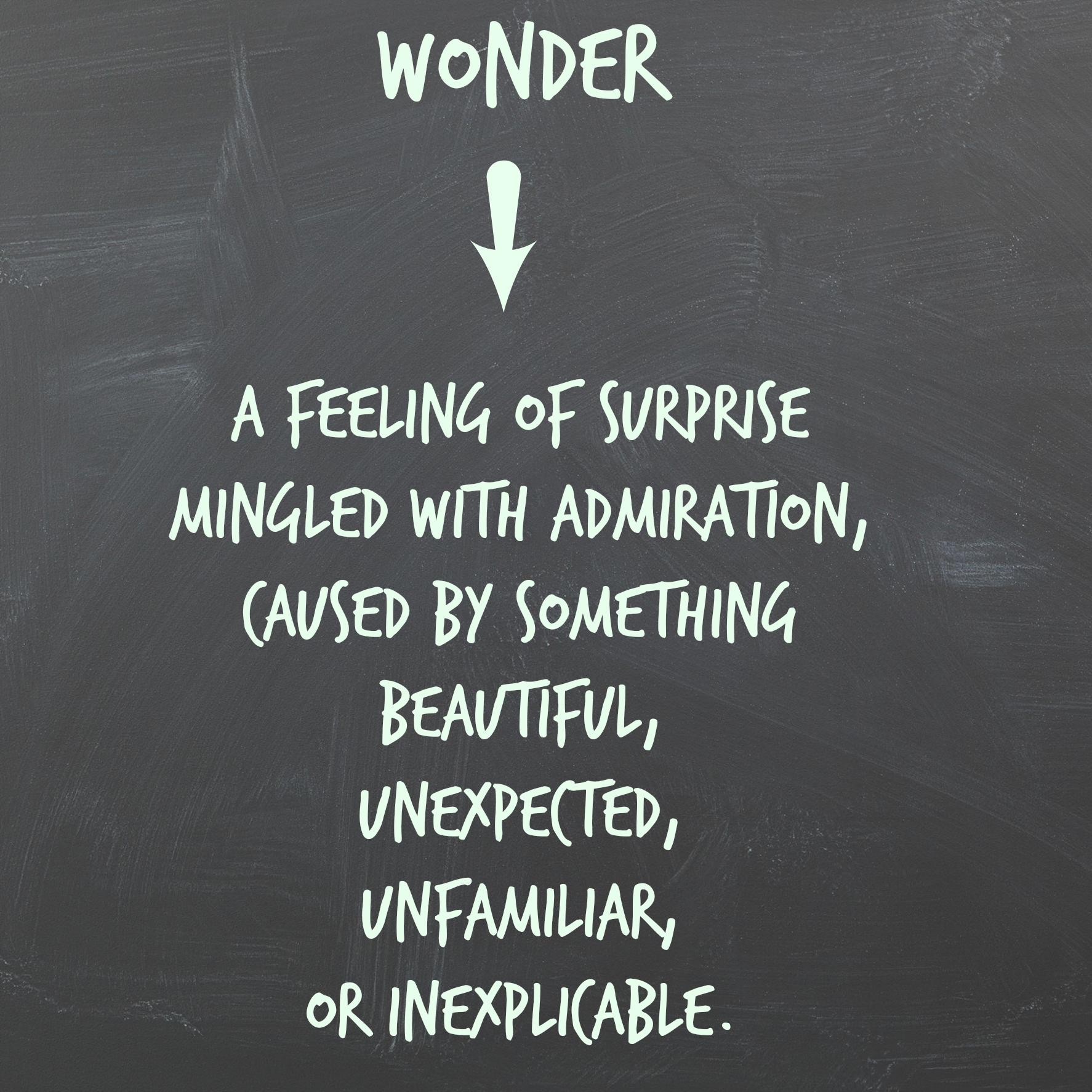 5 ways to awaken your sense of wonder today
