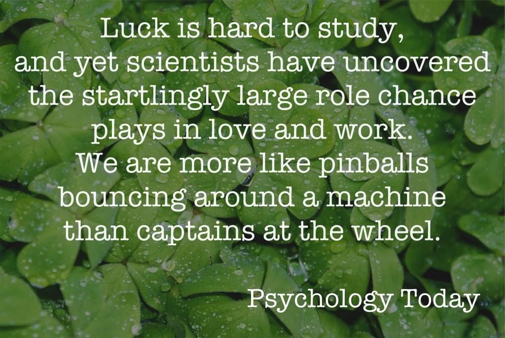 lucky love
