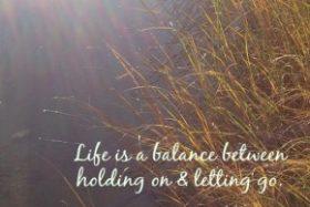 {bon mot} monday | balance