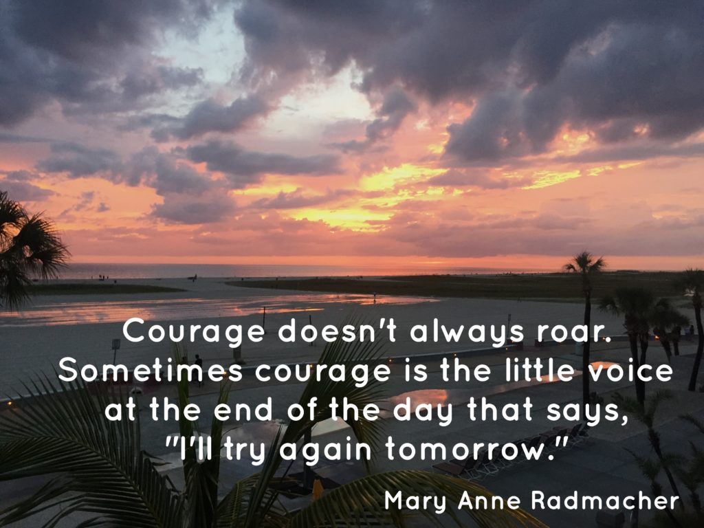 courage muse